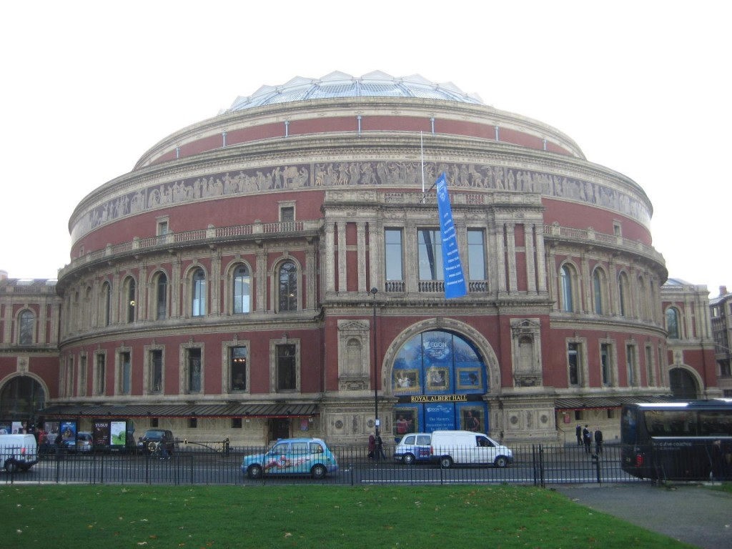 Royal Albert Hall, London England