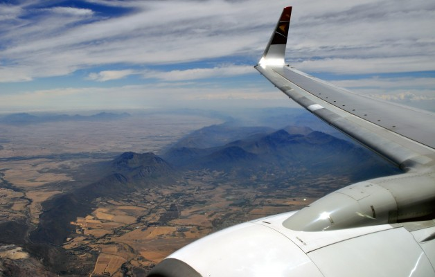 South African Airways with Western Cape South Africa