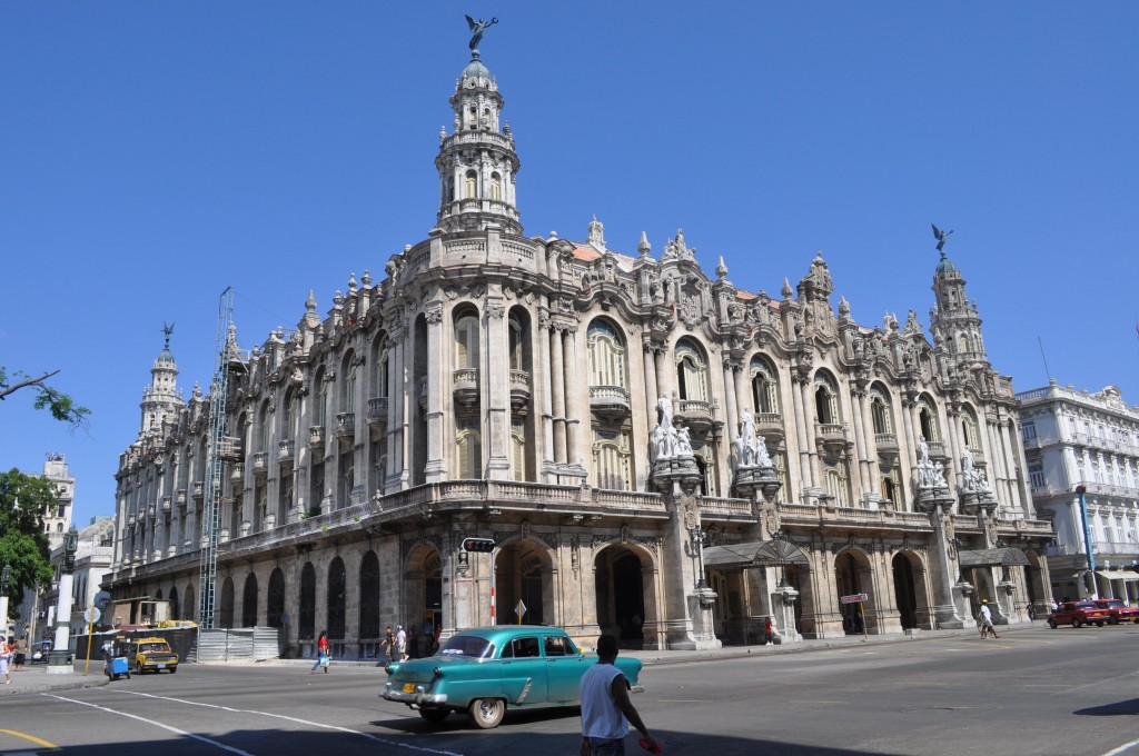 Grand Theatre of Havana Cuba, Cuban Ballet