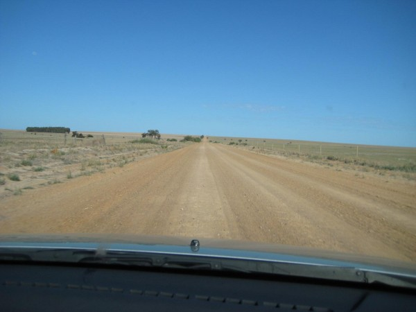 All roads most certainly lead to Hutt River in this remote corner of Western Australia