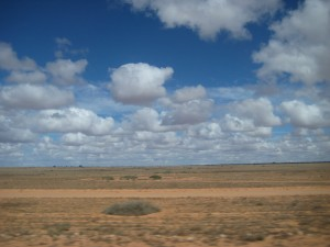 Clouds Over Western Australia