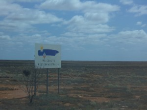 Welcome to the desolation of Western Australia