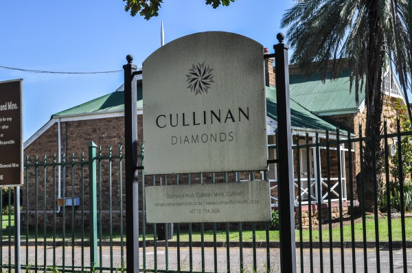 Welcome to the Cullinan Diamond Mine!