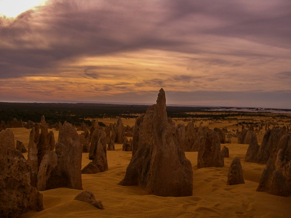 Pinnacles Desert, Western Australia