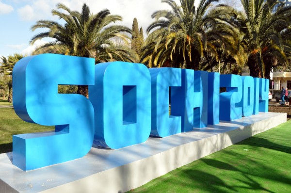 Sochi is ready for the 2014 Winter Olympic Games!