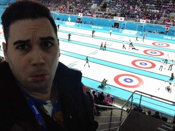 A spirited game of curling leaves more than a few unanswered questions