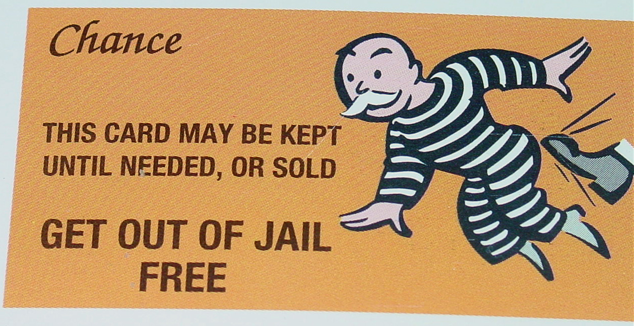 Ftc s rich lays a roadmap for responsible data practices for Get out of jail free card template
