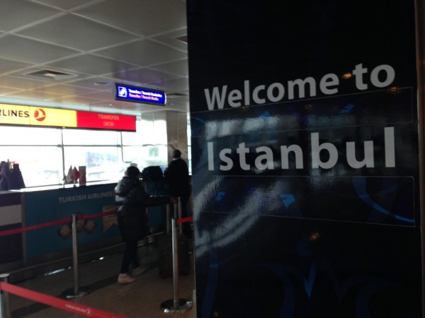 Istanbul Welcome