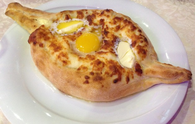 Khachapuri in all its glory