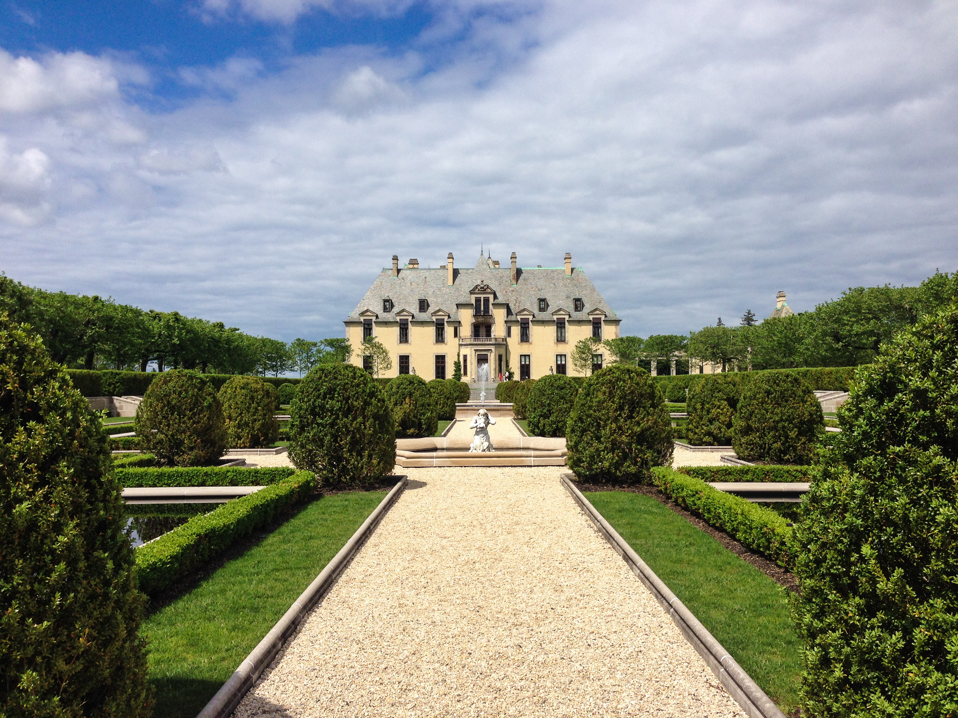 Spending The Weekend At Oheka Castle Style Hi Club