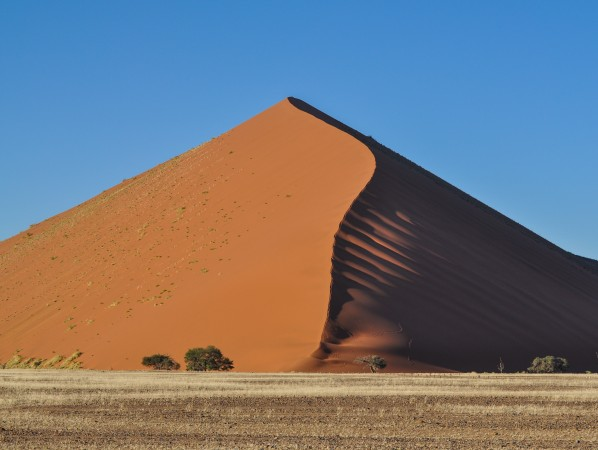 Sossusvlei Dune #4 with a similar effect