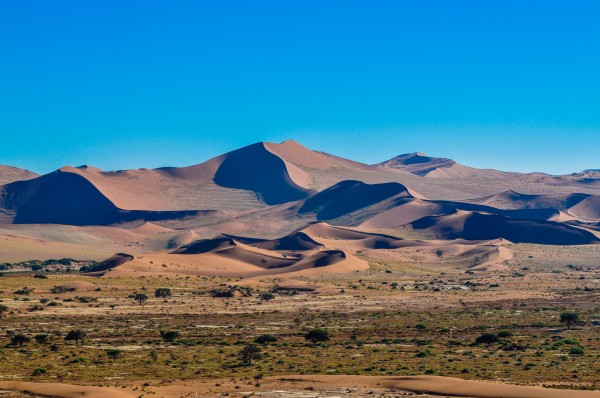 The raw and untamed desert that is Sossusvlei Namibia