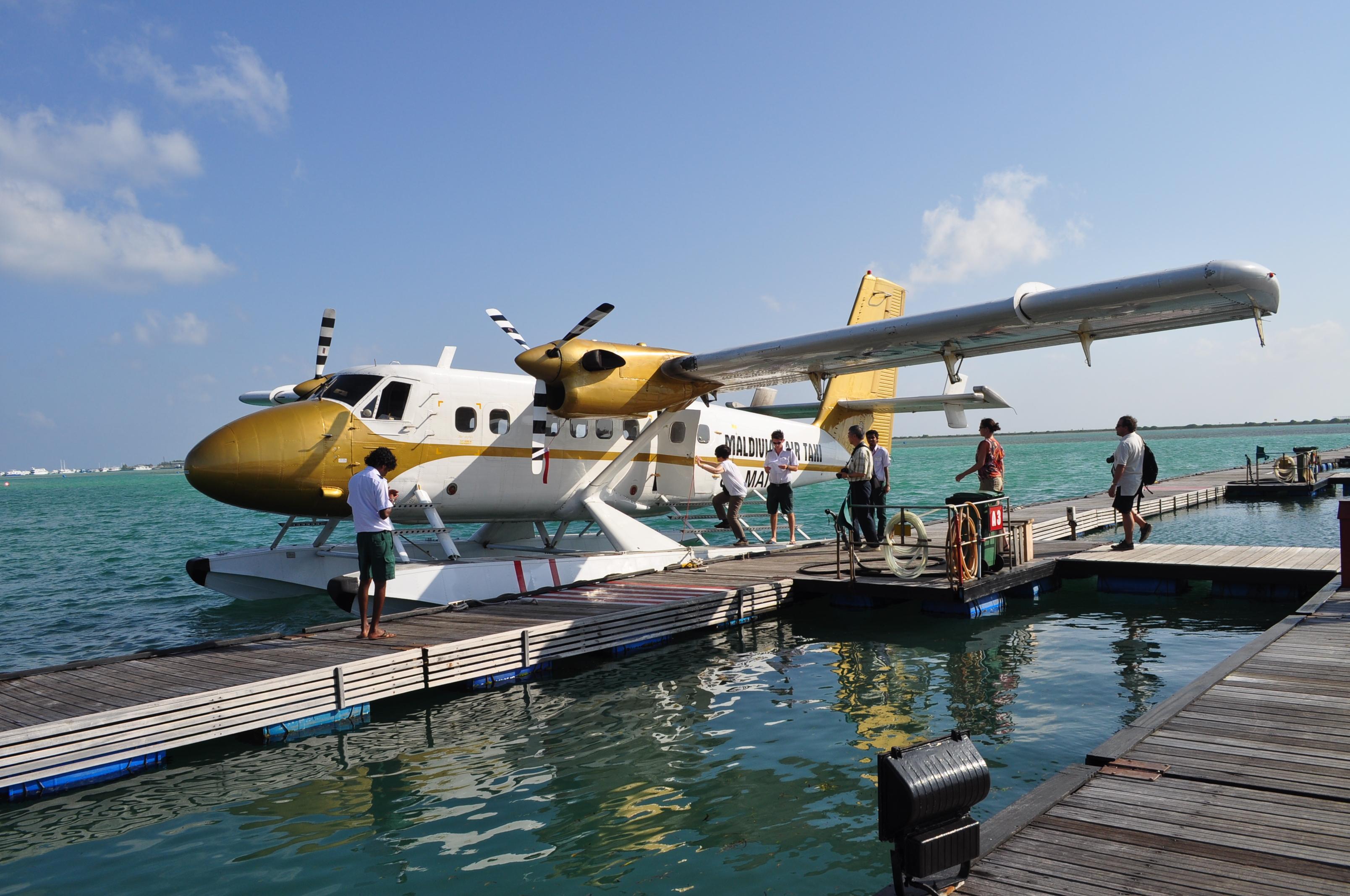 Berlibur ke Maldives